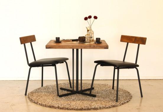 ケルト カフェテーブル チェアー1